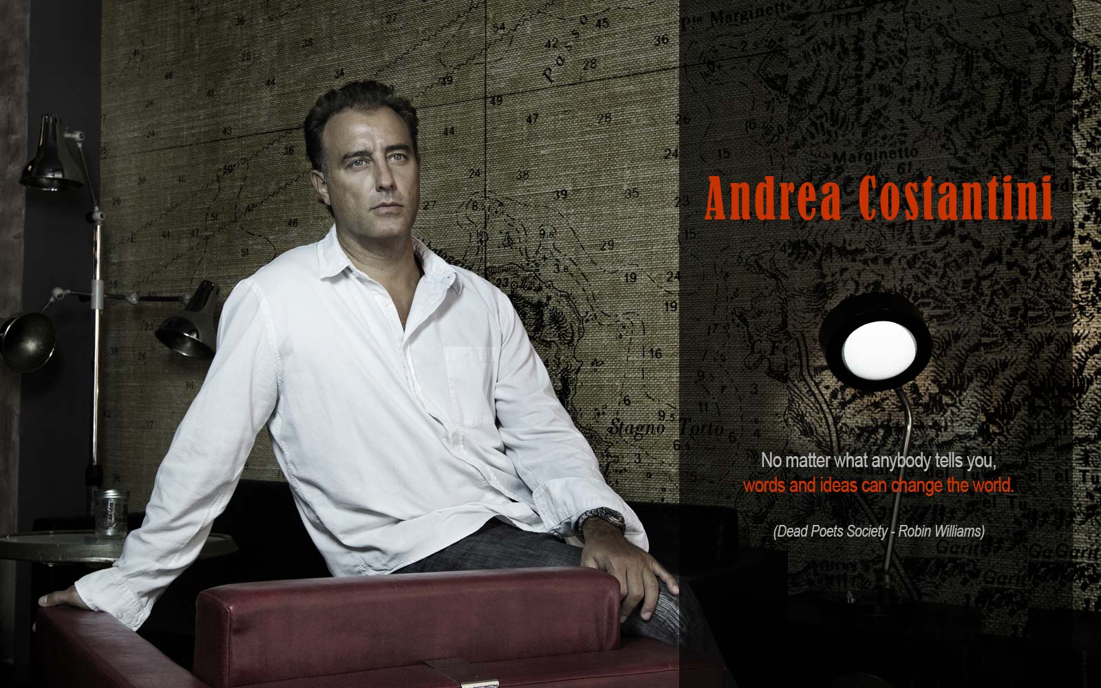 Andrea Costantini Website